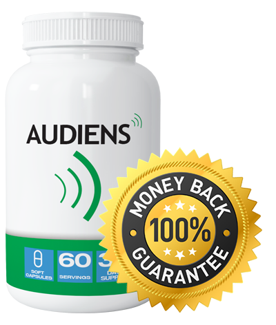 Audiens - The Tinnitus Pill Guarantee